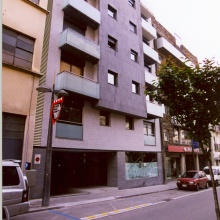 Residential building on Av. Virgin of Canòlich, 38