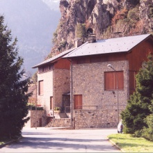 Single family attached home at Sant Ermengol
