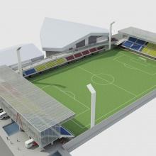 Estudi per al estadi Nacional d'Andorra