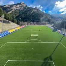 Tres Camps de Futbol a La Massana