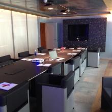 Reforma oficina Andbank, Passeig de Gracia 85