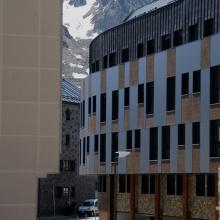 Social housing La Solana, Urb. Sant Pere in Pas de la Casa