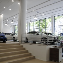 Reform of the official BMW-MINI Dealership
