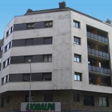 Edifici Habitatges al Prat de la Grau