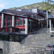 Reform and Expansion of the Ordino Sports Center