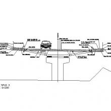 Desviació de la Massana, Rotonda Pont de Palanques a Pont Arinsal