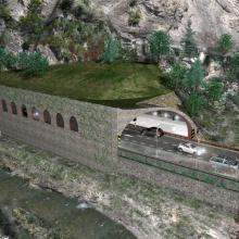 Desviació de Sant Julià de Lòria, Tram 2