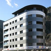 Edifici de Vivendes i Locals Comercials a Av. Enclar, Santa Coloma