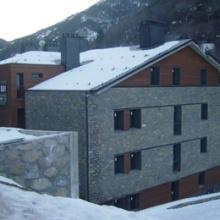 Edifici Habitatges a LLorts