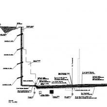 Eixampla i Rectificació, Carretera General 1, PK 8 889.328 al PK 9 385, Zona de Tolse