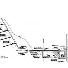 Eixample i Rectificació Carretera General 2 Tram Riu de la Vall del Riu, Bordes Aldosa