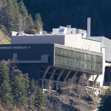 Structure and Civil Engineering, Central Waste Treatment Andorra S.A a La Comella