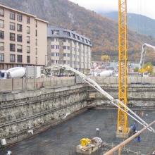 Excavació Edifici Oficines Montclar