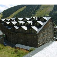 Reforma Hotel Himalaia a Soldeu