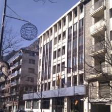 Reforma integral de la Seu de Ambaixada Espanyola