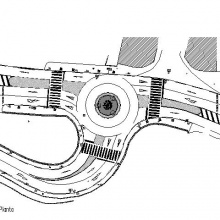 Rotonda Cruïlla de la C.G.3 amb la C.S. 335, Aldosa