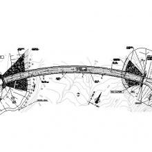 Viaducte sobre el Riu Ariège