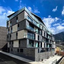 Edifici d'Habitatges - Josep Jiménez