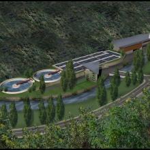 Estudi per a Depuradora a Andorra