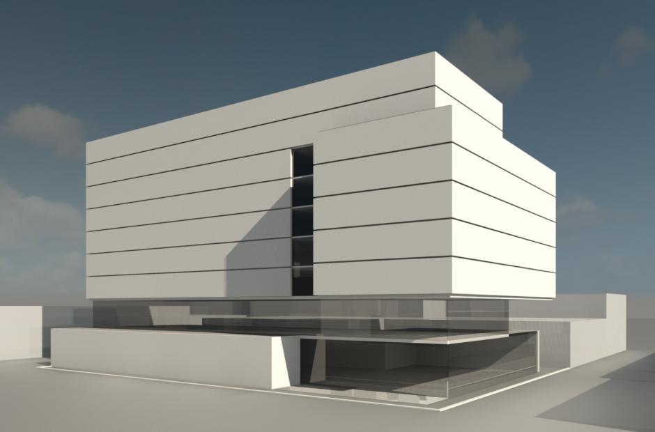 Residència d'Estudiants, Universitat Bolivariana de Medellín - Colombia, Arquitectura (Principat d'Andorra)