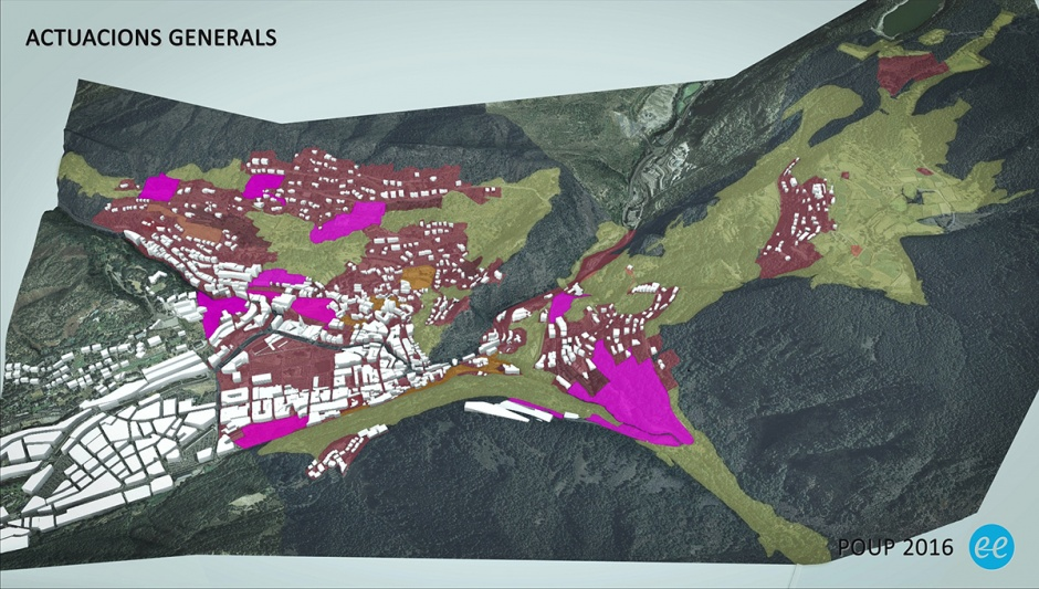 Drafting of the Review of the Parish Urban Planning Plan d'Escaldes-Engordany, Planning (Principality of Andorra)