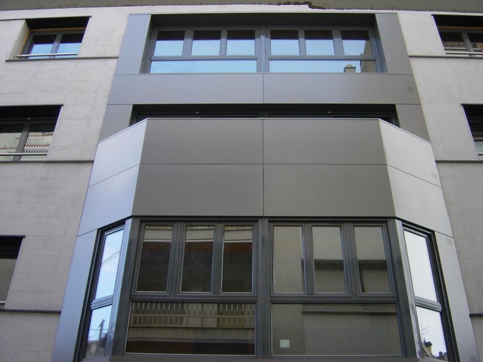 Edifici d'habitatges al C/ La Llacuna, 21, Arquitectura (Principat d'Andorra)