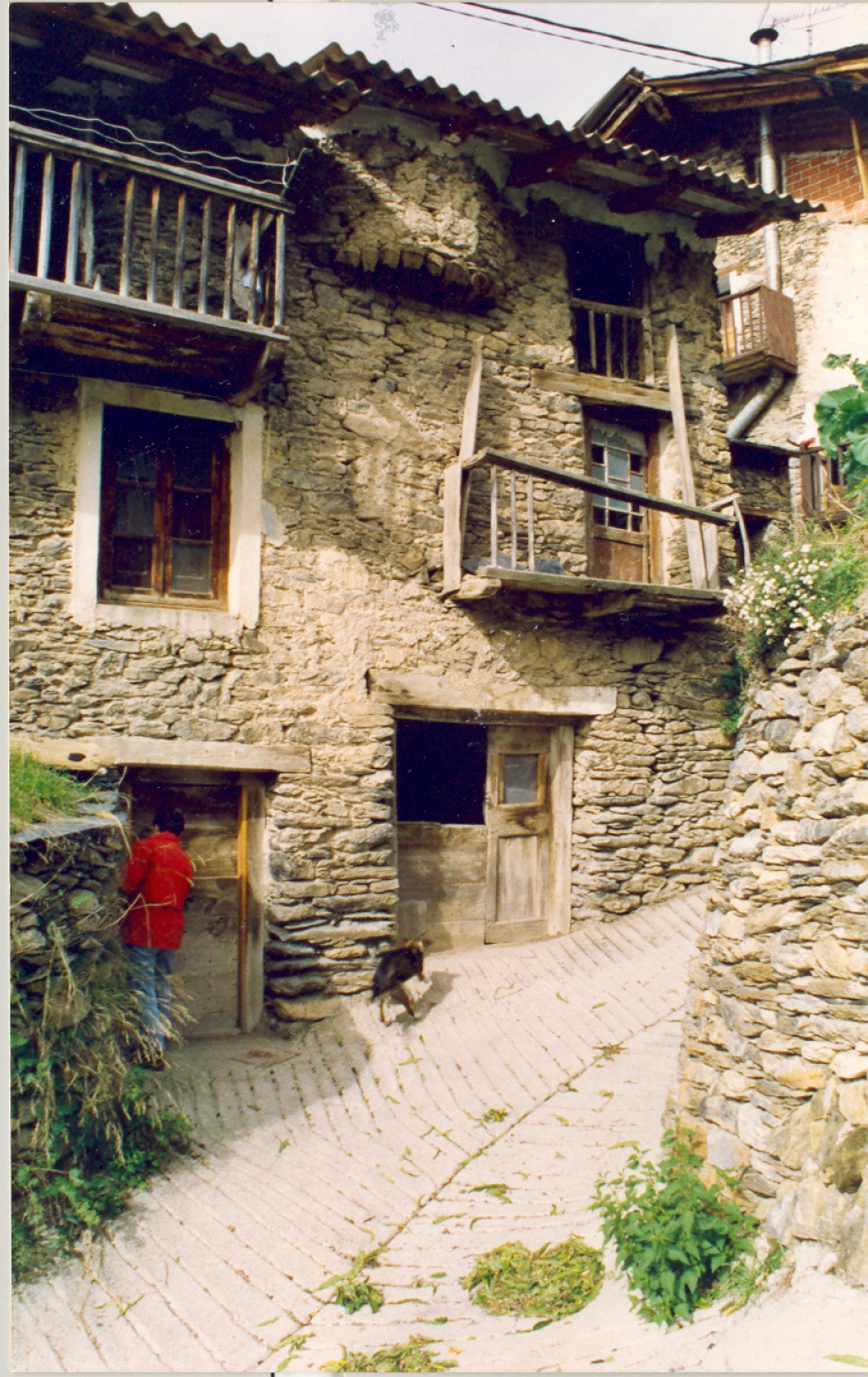 Renovation of Single Family Home in Asnurri, Architecture (Principality of Andorra)