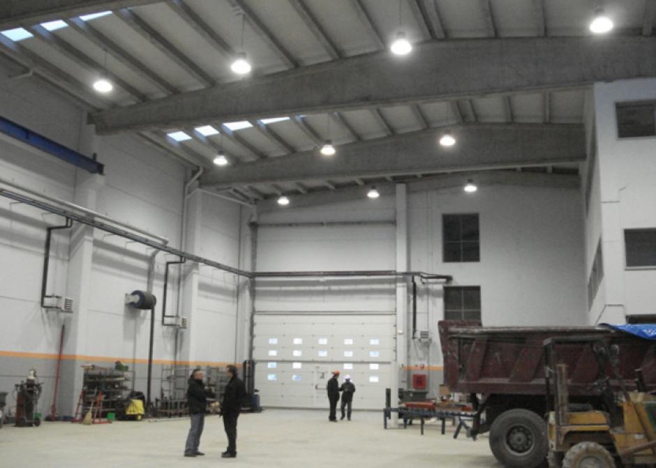 Instal.lacions de Nau Industrial, Engineering (Principality of Andorra)