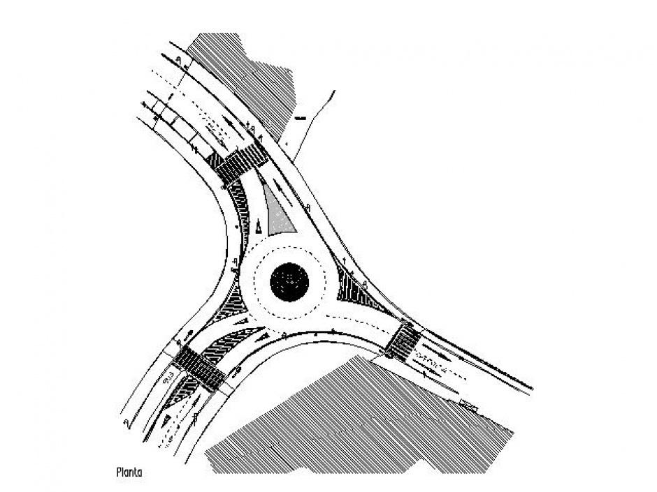 Rotonda Caldea Cruïlla - Josep Viladomat i Esteve Albert, Engineering (Principality of Andorra)