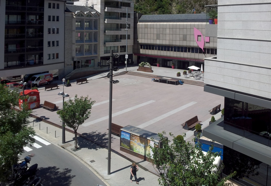 Reform of the Plaza de la Germandat, Architecture (Principality of Andorra)